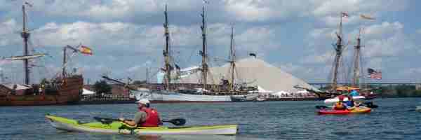 2019 Tall Ships Public Paddle